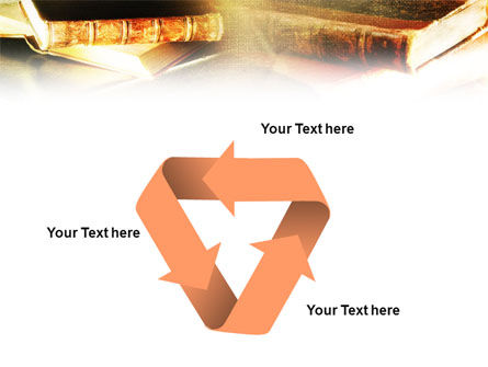 Ancient Books PowerPoint Template Slide 10