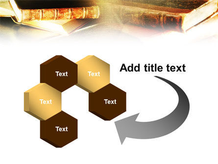 Ancient Books PowerPoint Template Slide 11