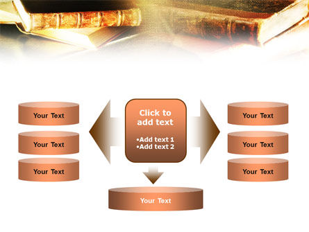 Ancient Books PowerPoint Template Slide 13