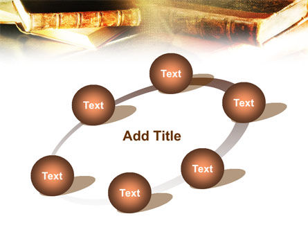 Ancient Books PowerPoint Template Slide 14