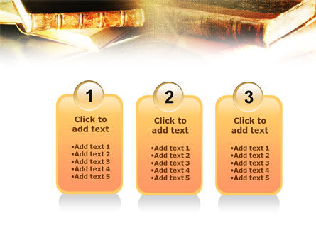 Ancient Books PowerPoint Template Slide 16