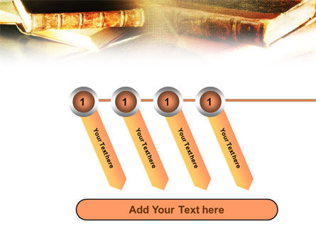 Ancient Books PowerPoint Template Slide 18