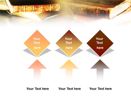 Ancient Books PowerPoint Template Slide 5
