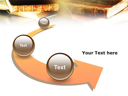 Ancient Books PowerPoint Template Slide 6