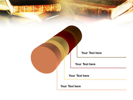 Ancient Books PowerPoint Template Slide 7