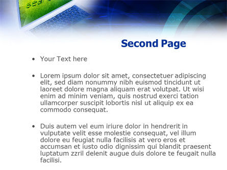 Internet Search PowerPoint Template Slide 2