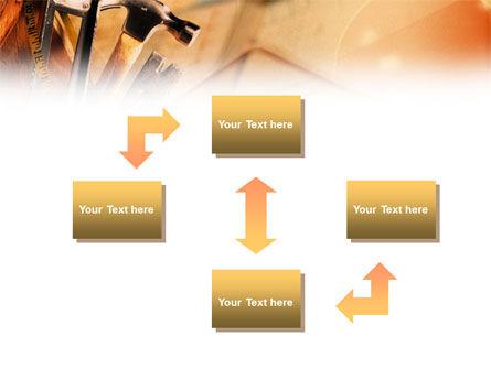 Repair Tools PowerPoint Template, Slide 4, 01055, Utilities/Industrial — PoweredTemplate.com