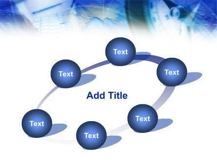 Web Technology Tendencies PowerPoint Template Slide 14