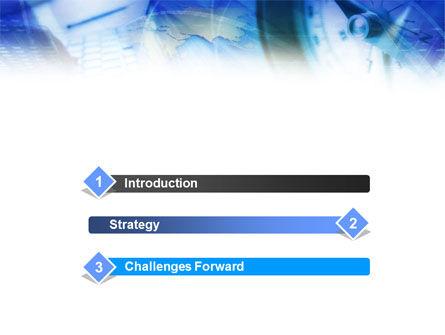 Web Technology Tendencies PowerPoint Template Slide 3