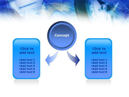 Web Technology Tendencies PowerPoint Template Slide 4
