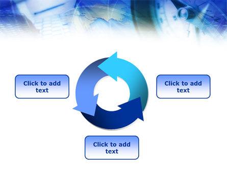 Web Technology Tendencies PowerPoint Template Slide 9