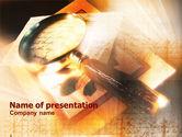 Education & Training: Modello PowerPoint - Crittografia #01060