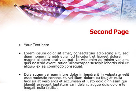 American Antiquity PowerPoint Template Slide 2