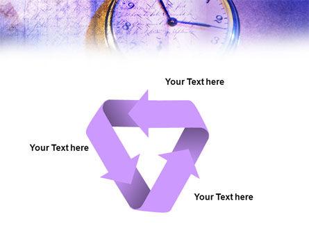 Chain Watch PowerPoint Template Slide 10