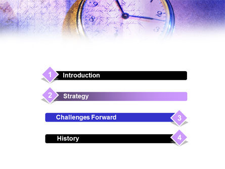 Chain Watch PowerPoint Template, Slide 3, 01064, Business — PoweredTemplate.com