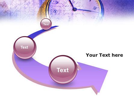 Chain Watch PowerPoint Template Slide 6