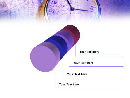 Chain Watch PowerPoint Template Slide 7
