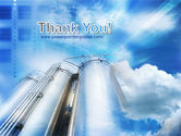 Grain Elevators PowerPoint Template#20