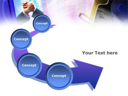 Web Business Cooperation PowerPoint Template Slide 6