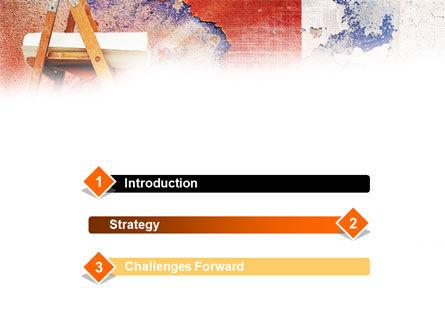 Home Repair PowerPoint Template, Slide 3, 01069, Utilities/Industrial — PoweredTemplate.com