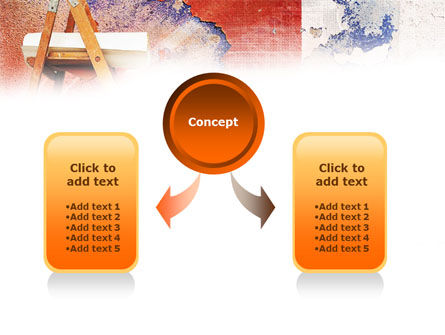 Home Repair PowerPoint Template, Slide 4, 01069, Utilities/Industrial — PoweredTemplate.com