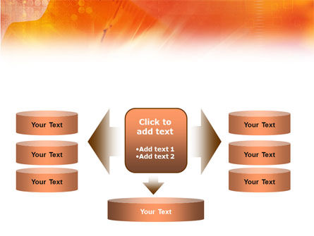 Abstract Scale PowerPoint Template Slide 13