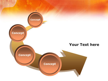 Abstract Scale PowerPoint Template Slide 6