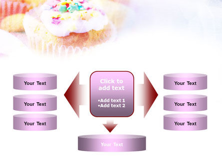 Holiday Fruitcakes PowerPoint Template Slide 13