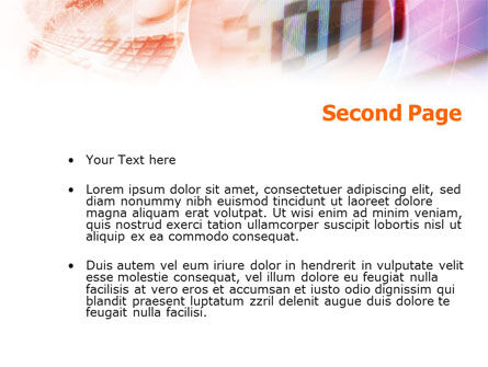 Domain Names PowerPoint Template, Slide 2, 01075, Telecommunication — PoweredTemplate.com