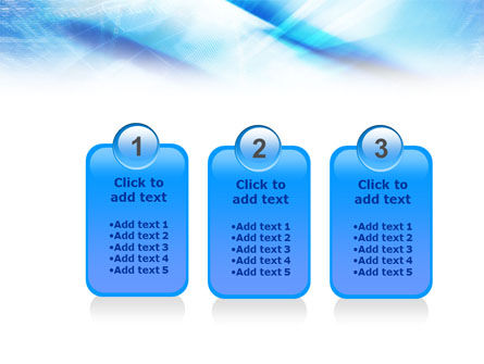 Blue IT Theme PowerPoint Template Slide 16