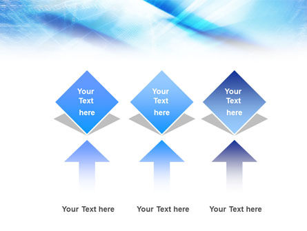 Blue IT Theme PowerPoint Template Slide 5