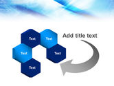 Blue IT Theme PowerPoint Template#11