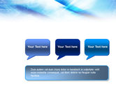 Blue IT Theme PowerPoint Template#9