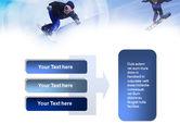 Snowboard Jumps PowerPoint Template#11
