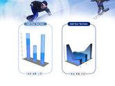 Snowboard Jumps PowerPoint Template#13