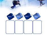 Snowboard Jumps PowerPoint Template#18