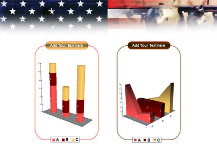 US Military Force PowerPoint Template Slide 13