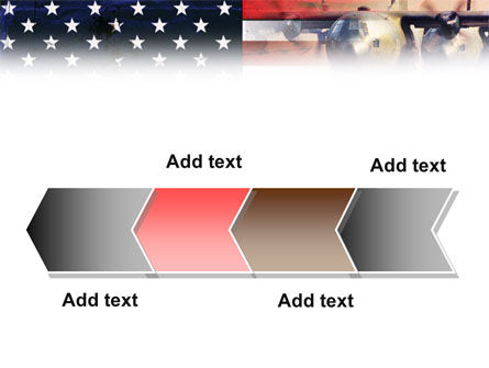 US Military Force PowerPoint Template Slide 16