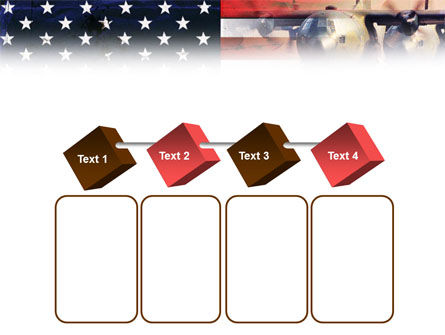 US Military Force PowerPoint Template Slide 18