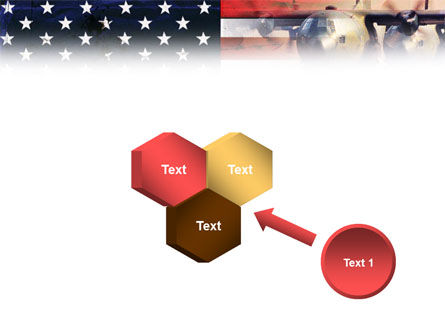US Military Force PowerPoint Template Slide 19