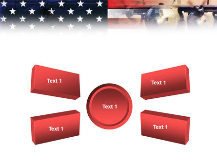 US Military Force PowerPoint Template Slide 6