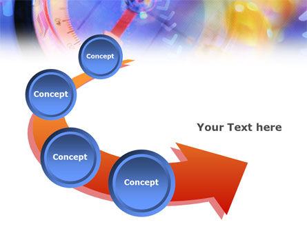 Technological Tendency PowerPoint Template Slide 6