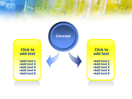 Chemical Tests PowerPoint Template, Slide 4, 01098, Technology and Science — PoweredTemplate.com