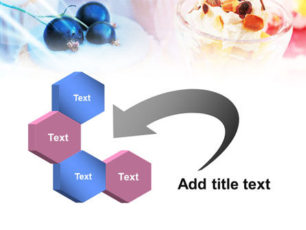 Sweets with Fruits PowerPoint Template Slide 11