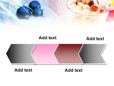 Sweets with Fruits PowerPoint Template Slide 16