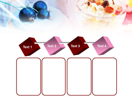 Sweets with Fruits PowerPoint Template Slide 18