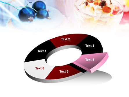 Sweets with Fruits PowerPoint Template Slide 19