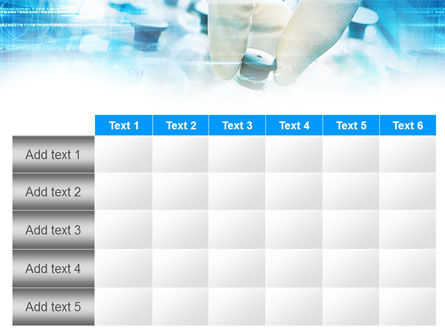 Pharmaceutical Testing PowerPoint Template Slide 15