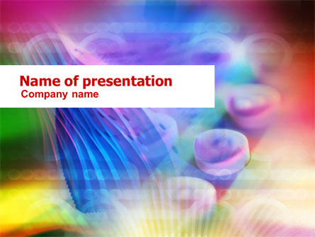Abstract/Textures: Business Call Abstract PowerPoint Template #01111