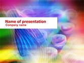 Abstract/Textures: Geschäftsanruf abstrakt PowerPoint Vorlage #01111